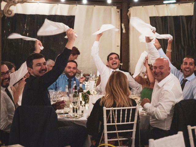 Il matrimonio di Giacomo e Claudia a Montepulciano, Siena 36
