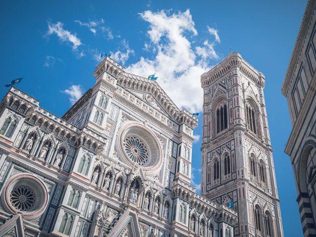 Il matrimonio di Masaki e Sumie a Firenze, Firenze 9