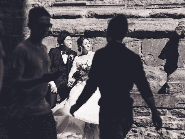 Il matrimonio di Masaki e Sumie a Firenze, Firenze 14