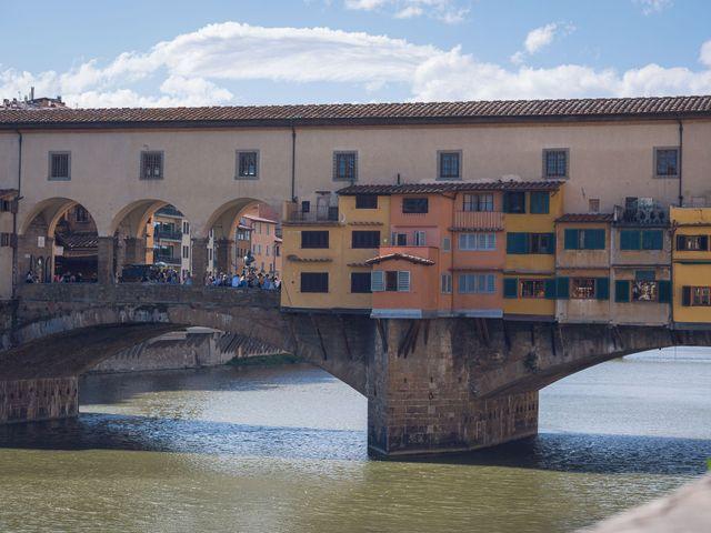 Il matrimonio di Masaki e Sumie a Firenze, Firenze 18