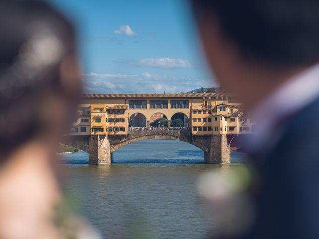 Il matrimonio di Masaki e Sumie a Firenze, Firenze 24