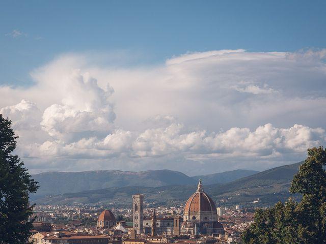Il matrimonio di Masaki e Sumie a Firenze, Firenze 33
