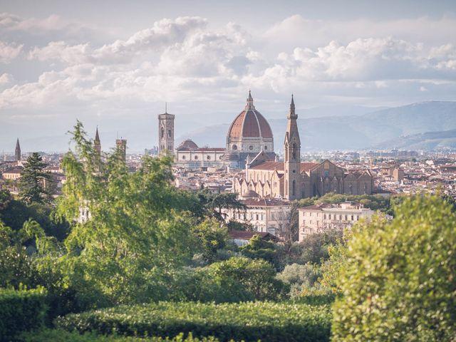 Il matrimonio di Masaki e Sumie a Firenze, Firenze 37