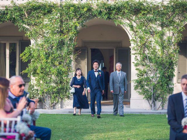 Il matrimonio di Masaki e Sumie a Firenze, Firenze 39