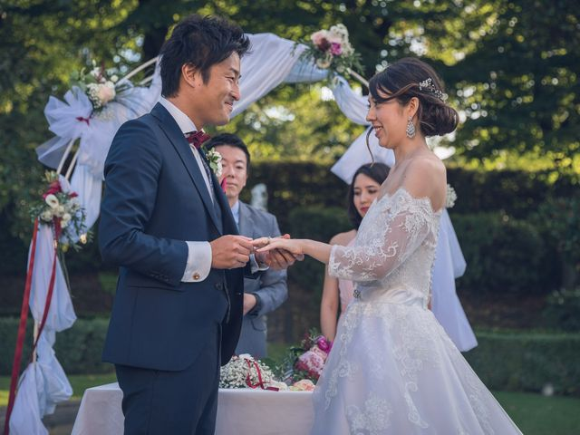 Il matrimonio di Masaki e Sumie a Firenze, Firenze 42