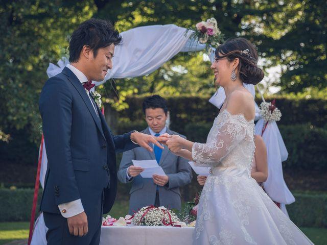 Il matrimonio di Masaki e Sumie a Firenze, Firenze 43