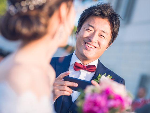 Il matrimonio di Masaki e Sumie a Firenze, Firenze 51