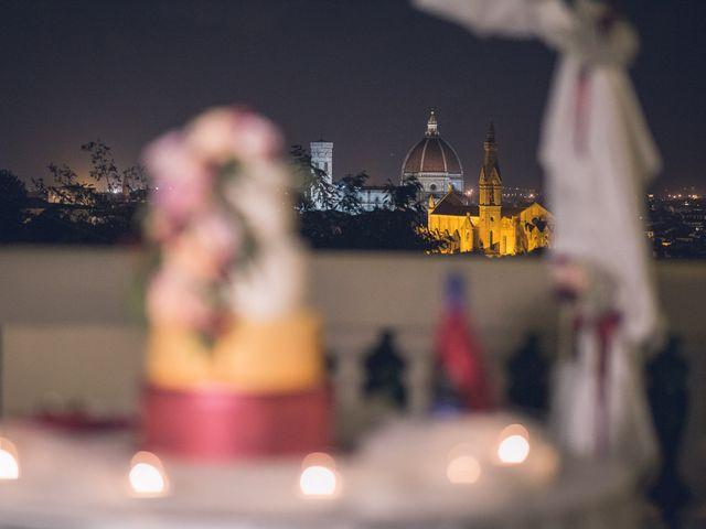 Il matrimonio di Masaki e Sumie a Firenze, Firenze 63