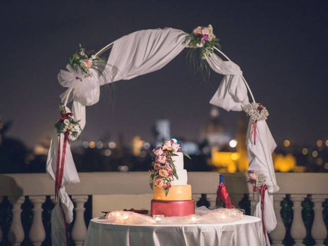 Il matrimonio di Masaki e Sumie a Firenze, Firenze 65