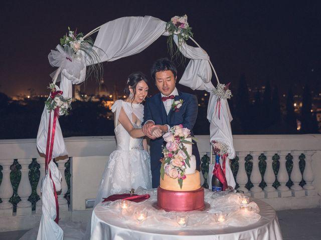 Il matrimonio di Masaki e Sumie a Firenze, Firenze 66