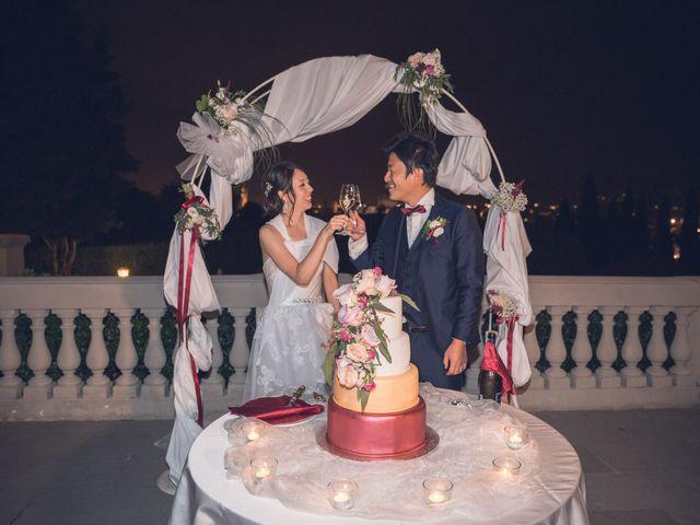 Il matrimonio di Masaki e Sumie a Firenze, Firenze 67