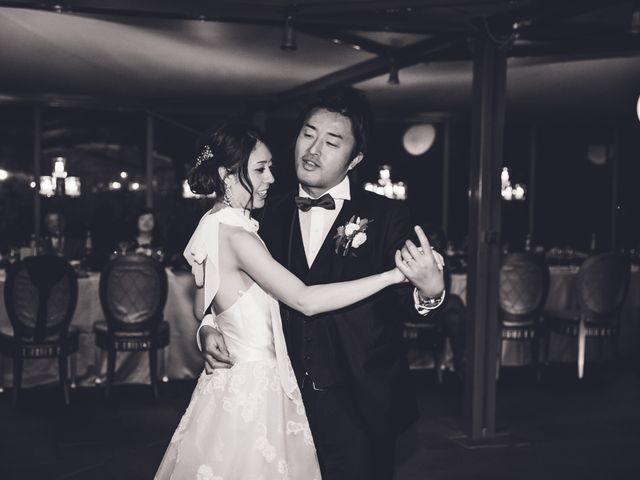 Il matrimonio di Masaki e Sumie a Firenze, Firenze 68