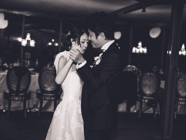 Il matrimonio di Masaki e Sumie a Firenze, Firenze 69