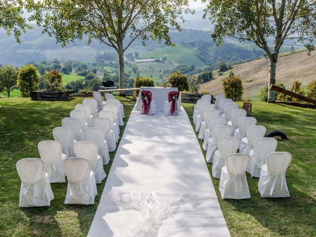 Il matrimonio di Alessandre e Attilio a Sassuolo, Modena 15