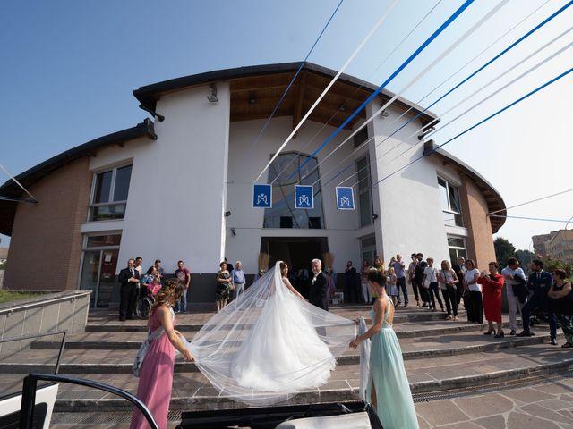 Il matrimonio di Simone e Alessia a Milano, Milano 24
