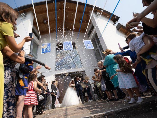 Il matrimonio di Simone e Alessia a Milano, Milano 27