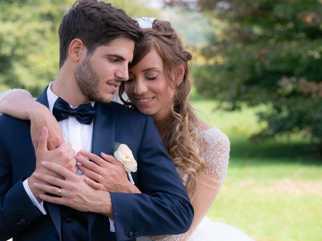 Il matrimonio di Simone e Alessia a Milano, Milano 35