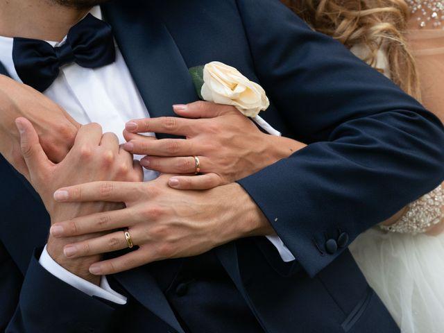 Il matrimonio di Simone e Alessia a Milano, Milano 37
