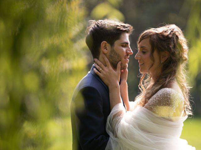 Il matrimonio di Simone e Alessia a Milano, Milano 38