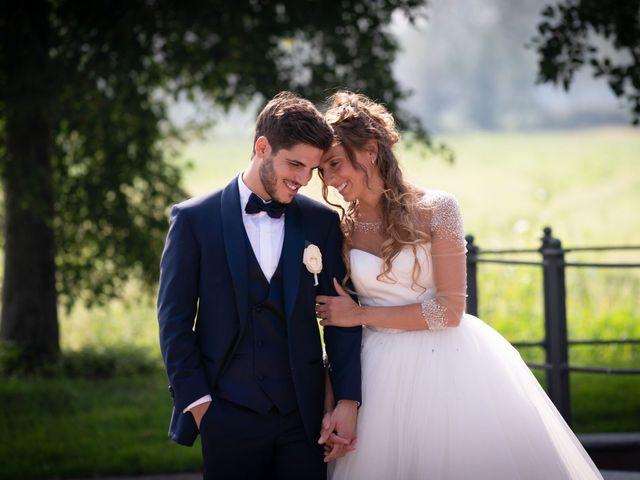Il matrimonio di Simone e Alessia a Milano, Milano 42