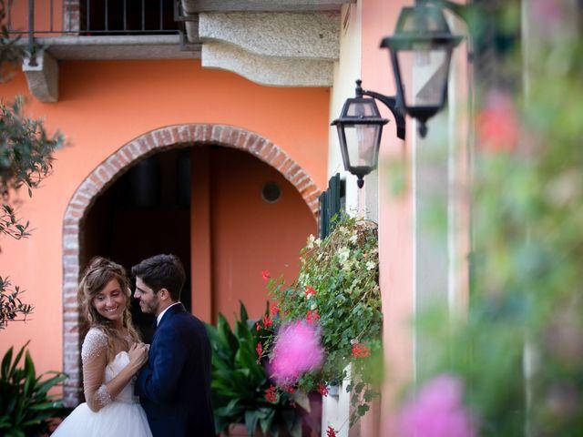 Il matrimonio di Simone e Alessia a Milano, Milano 43