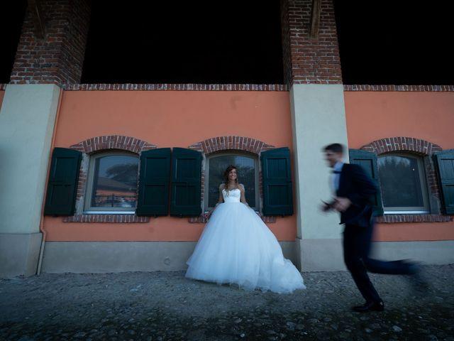 Il matrimonio di Simone e Alessia a Milano, Milano 45