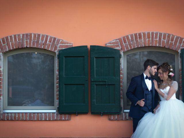 Il matrimonio di Simone e Alessia a Milano, Milano 48