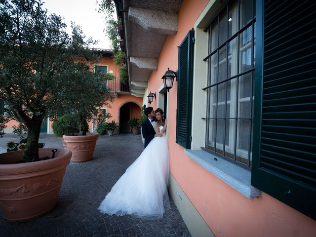 Il matrimonio di Simone e Alessia a Milano, Milano 52