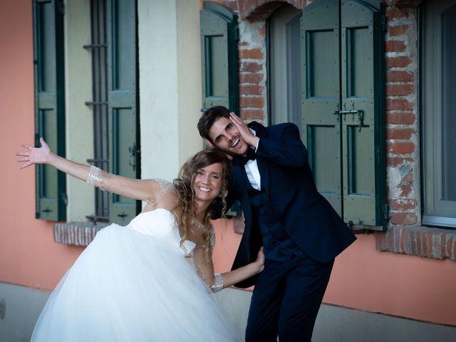 Il matrimonio di Simone e Alessia a Milano, Milano 55
