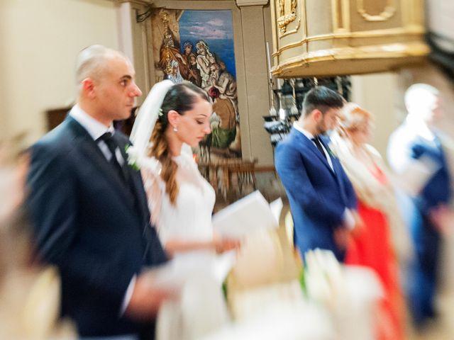 Il matrimonio di Giovanni e Giovanna a Carvico, Bergamo 10