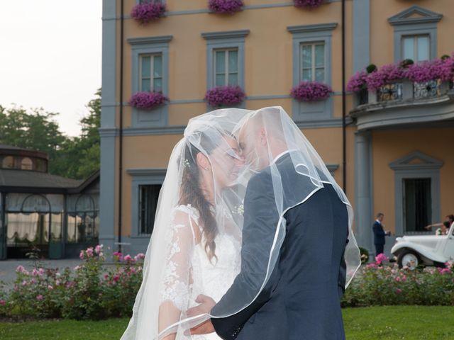 Il matrimonio di Giovanni e Giovanna a Carvico, Bergamo 13