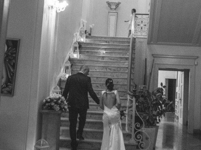Il matrimonio di Giovanni e Giovanna a Carvico, Bergamo 28