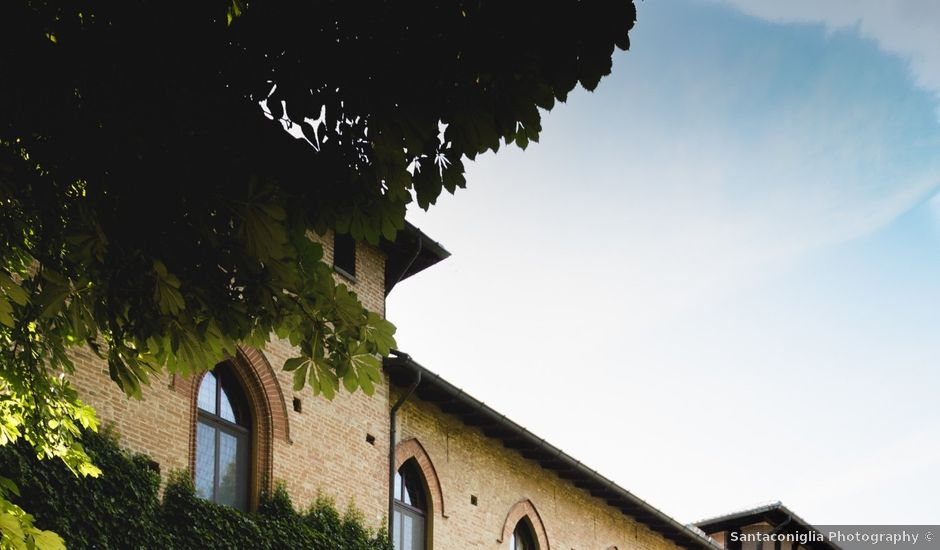 Il matrimonio di Riccardo e Federica a Cervesina, Pavia