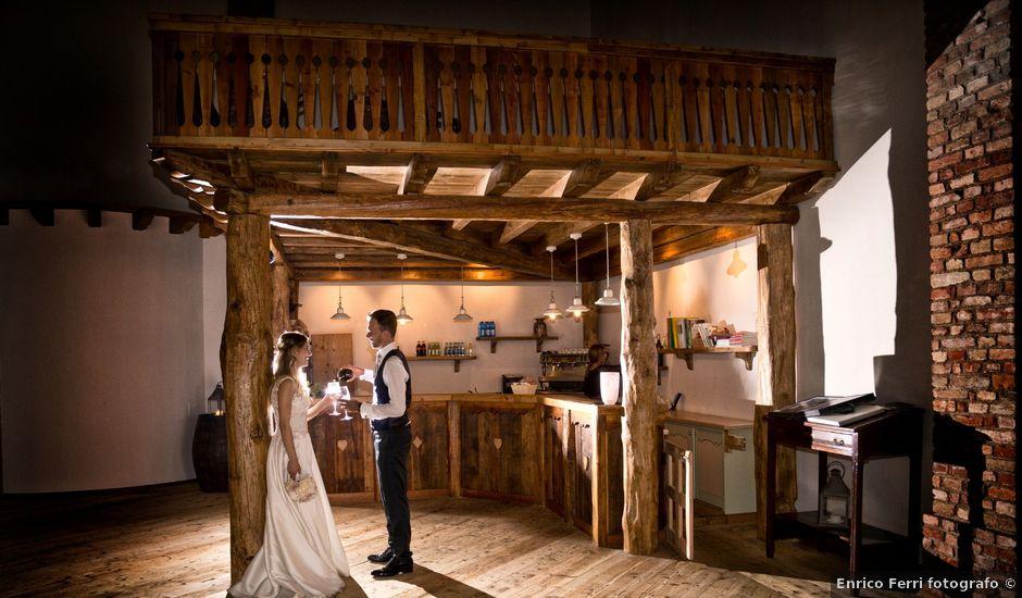 Il matrimonio di Loris e Claudia a Acquafredda, Brescia
