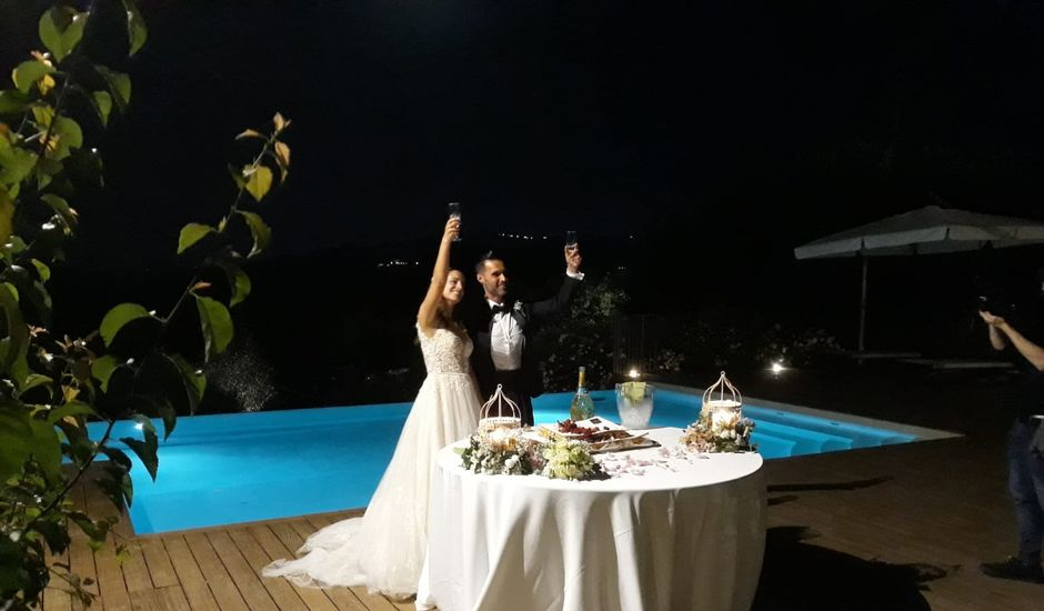 Il matrimonio di Alessandro e Alessia a Carmignano, Prato