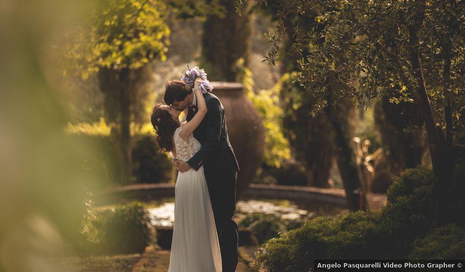 Il matrimonio di Samuel e Caterina a Roma, Roma