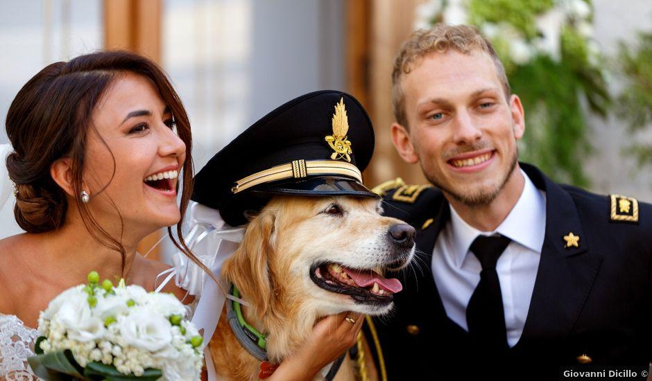 Il matrimonio di Giuseppe e Serena a Triggiano, Bari