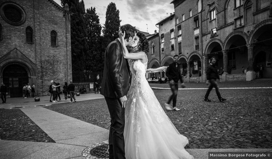 Il matrimonio di Ferdinando e Maria Cristina a Bologna, Bologna