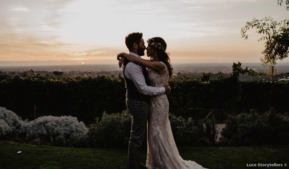 Il matrimonio di Flavio e Francesca a Roma, Roma