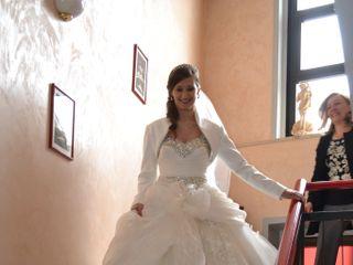 Le nozze di Linda e Thomas 1