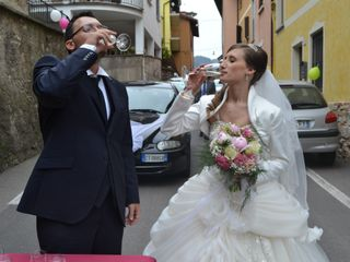 Le nozze di Linda e Thomas 2