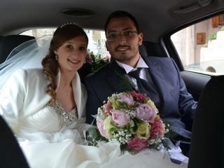 Le nozze di Linda e Thomas