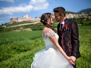 Le nozze di Loredana e David