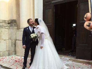Le nozze di Emanuele e Valentina