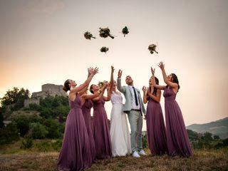 Le nozze di Rossella e NIklas