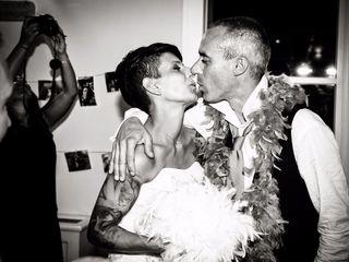 Le nozze di Alessia e Denis