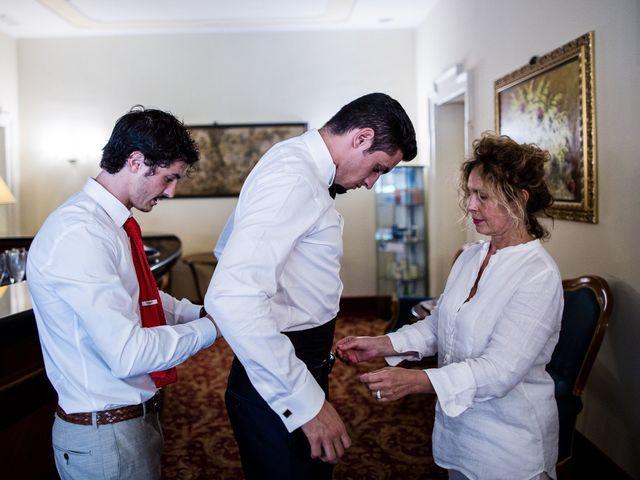 Il matrimonio di Riccardo e Francesca a Salsomaggiore Terme, Parma 3