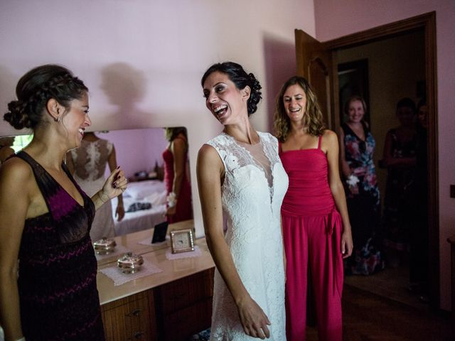 Il matrimonio di Riccardo e Francesca a Salsomaggiore Terme, Parma 17
