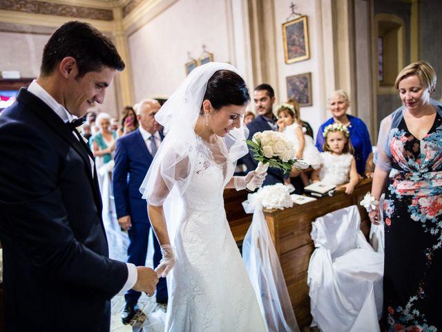 Il matrimonio di Riccardo e Francesca a Salsomaggiore Terme, Parma 29