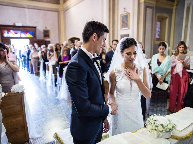 Il matrimonio di Riccardo e Francesca a Salsomaggiore Terme, Parma 30
